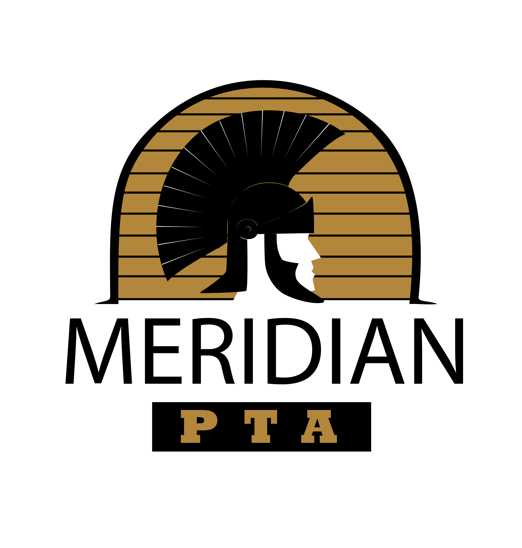 Meridian PTA Logo
