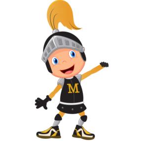 Trojan Trot Mascot